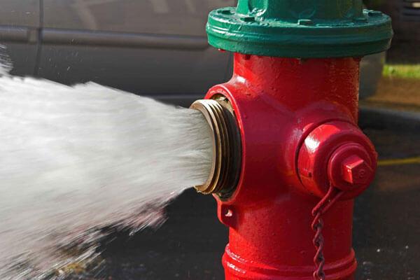 наружный противопожарный водопровод