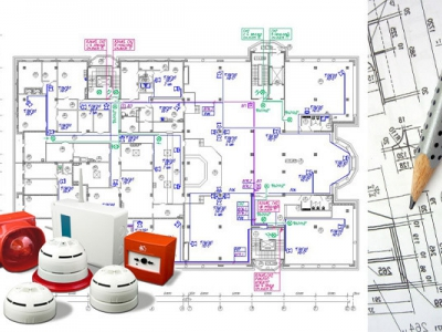 проектирование пожарной сигнаизации